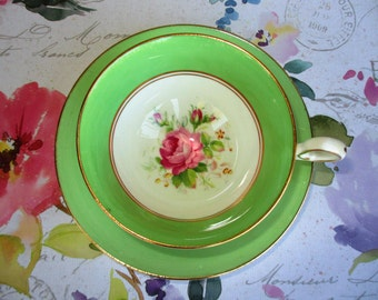 Wetley Rose - Tea Cup