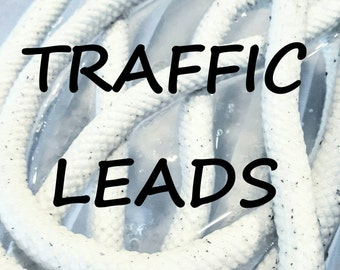 Solid or Ombre Traffic Lead
