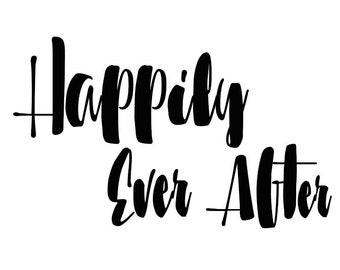 Happily Ever After Digital Print