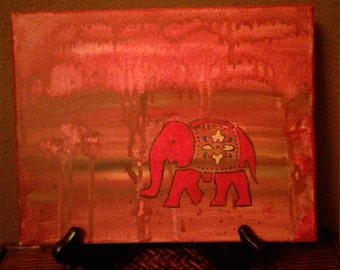 Bohemian Sheek Elephant