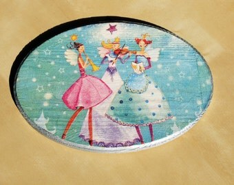 Wall decoration, Gift for a girl, Christmas gift, Room ornament