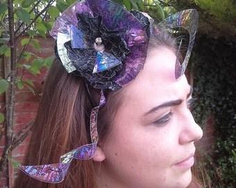 Wearable Art Fascinator, Sabina