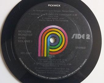Vinyl Record Magnet - Monster Motown Hits Volume 1