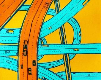 Twisting Roads