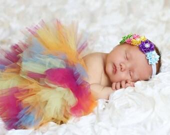 Newborn tutu set