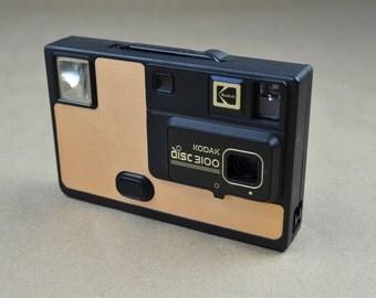 Kodak 3100 Disc Camera with Accessory Lenses
