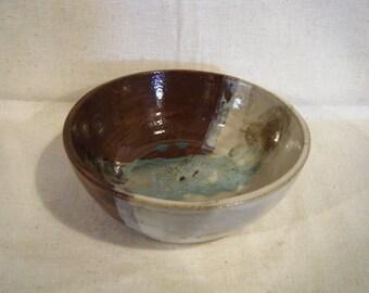 Decorative Stoneware Bowl