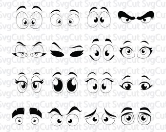 Prb01 hands giving box template svg printable pdf outline cartoon silhouette cartoon comic eyes template svg silhouette cricut printable art poster vector svg eyes digital vinyl clipart pronofoot35fo Image collections