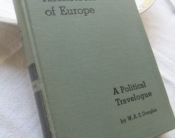 """Vintage Political:  """"Racketeers of Europe"""" by W.A.S. Douglas"""