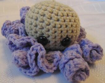 Tiny octopuses
