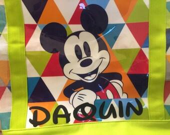 Disney Lettering Vinyl