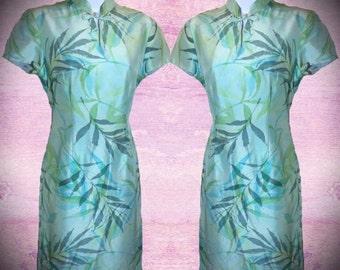ON SALE!!! 50% off!!! Vintage David Warren Periwing Dress