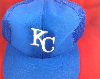 KC Royals MLB official licensed product meshback