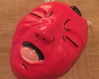 Born Evil Halloween Devil Mask
