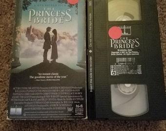 The Princess Bride, VHS