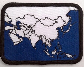 Travel Patch Asia