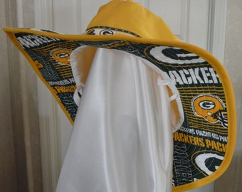 Green Bay Packers Sunhat