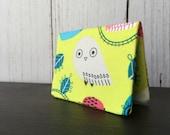 Card Wallet - Folk Owls