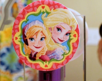 Elsa and Anna Frozen Nightlight