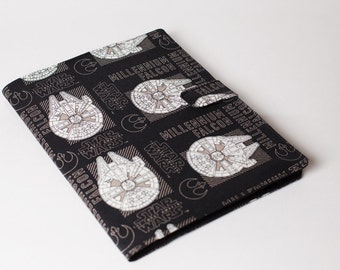 Millennium Falcon Journal with Cover