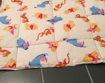 Winnie The Pooh Recieving Blanket