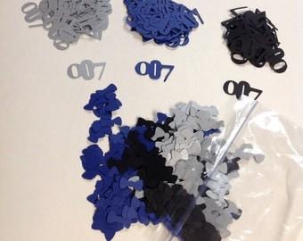 Bowtie 007  Confetti  custom order