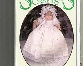 Syndee's Crafts Christening Pattern 24011