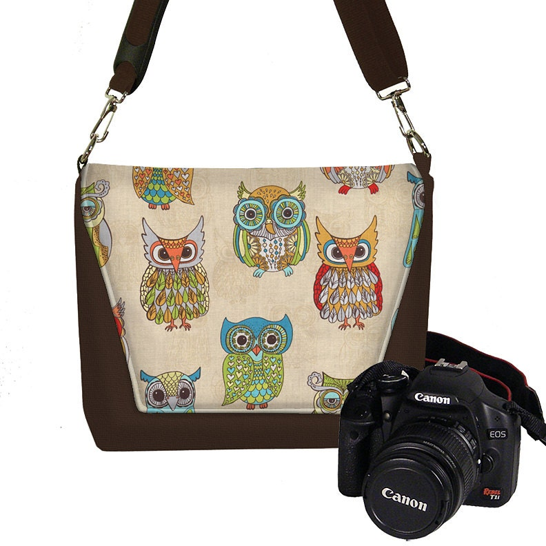 Brilliant Ladyu0026#39;s Vintage DSLR Camera Bag Handbag Women For Canon Sony Nikon -Black | EBay