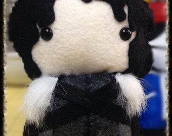 Jon Snow inspired by Game of Thrones