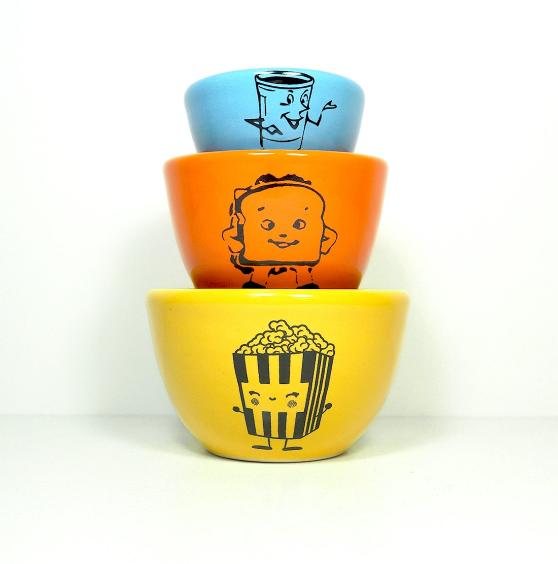 The Urban Set of Happy Snacks.  Made to Order.