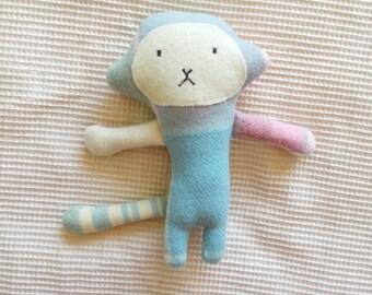 Monkey Soft Toy, Monkey Softy