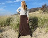Element Hemp Maxi Skirt