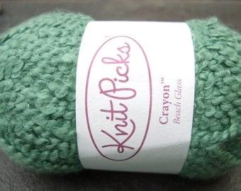 Cotton Yarn - One Skein - Beach Glass