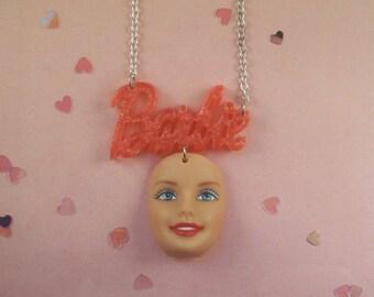 Barbie Necklace