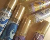 One Rollerball Perfume: Golden Jojoba Oil and Coconut Oil