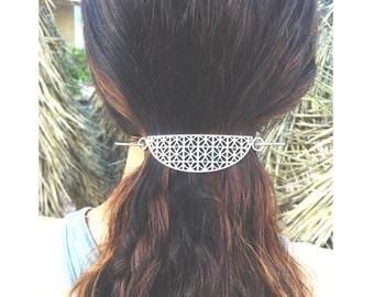 Cinder Block Hair Pin