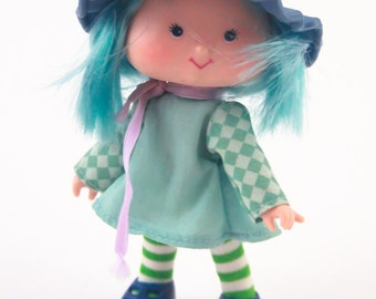 Strawberry Shortcake Blueberry Muffin Doll
