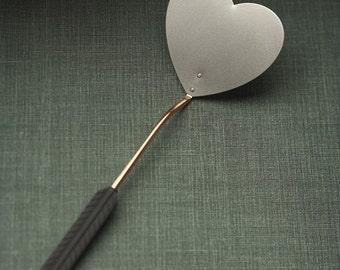 beehive heart pancake spatula