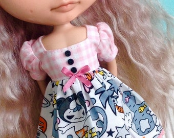 Dress for Blythe - Kawaii Surfer
