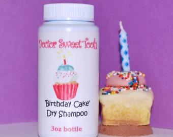 Birthday Cake Dry Shampoo