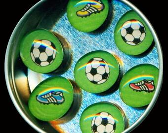 Soccer Magnet Set