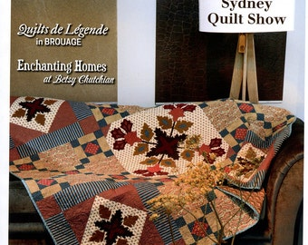 QUILTmania The Quilt Magazine No 109 September October 2015 Free Domestic Shipping!