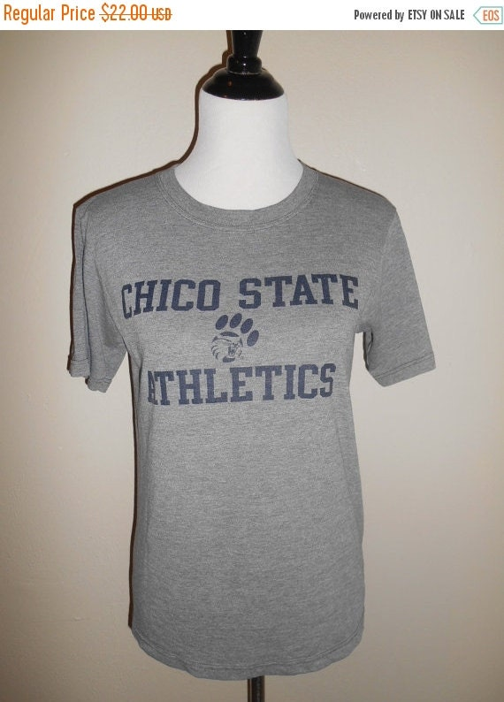 sale vintage csu chico state by ateliervintageshop