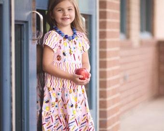 Girls Pink Dress - Girls Dress - Little Girls Party Dress - Toddler Party Dress - Pink Dress for Girls-  Toddler Dress- Little Girls Clothes