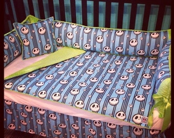 Spring Cleaning Sale Punk Rock Cotton Crib Sheet By