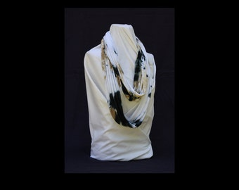 Calico Infinity Scarf