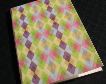 Harlequin - Softcover Notebook Jotter