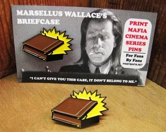 Pulp Fiction Enamel Pin by Print Mafia®