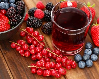 Juices and Berries Scents!