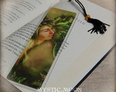 Last Kiss... Bookmark...Greenman Kissing a final kiss to the Summer Meadow Nymph featured image